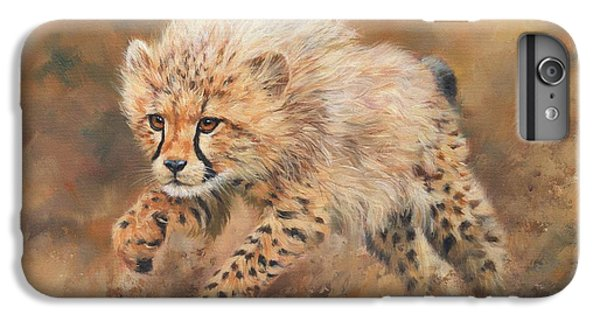 Kicking Up Dust 3 IPhone 6 Plus Case by David Stribbling