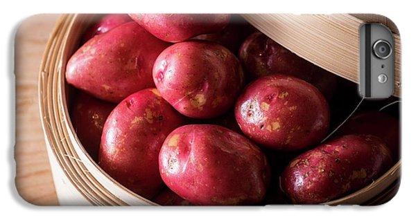 King Edward Potatoes IPhone 6 Plus Case by Aberration Films Ltd