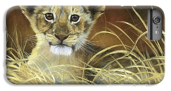 King To Be IPhone 6 Plus Case by Lucie Bilodeau