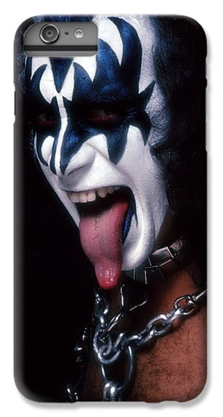 Kiss - The Demon IPhone 6 Plus Case by Epic Rights