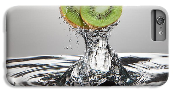 Kiwi Freshsplash IPhone 6 Plus Case by Steve Gadomski
