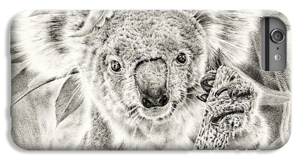 Koala Garage Girl IPhone 6 Plus Case by Remrov