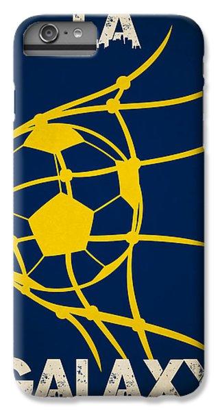 La Galaxy Goal IPhone 6 Plus Case by Joe Hamilton