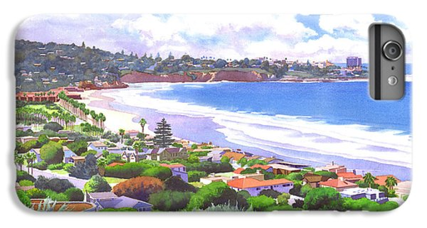 La Jolla California IPhone 6 Plus Case by Mary Helmreich