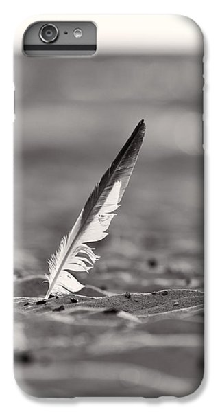 Last Days Of Summer In Black And White IPhone 6 Plus Case by Sebastian Musial