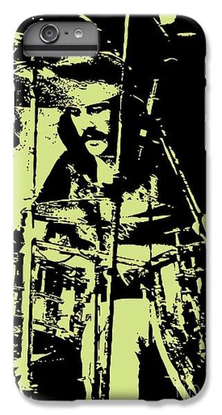 Led Zeppelin No.05 IPhone 6 Plus Case by Caio Caldas