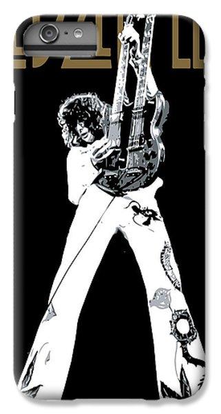 Led Zeppelin No.06 IPhone 6 Plus Case by Caio Caldas