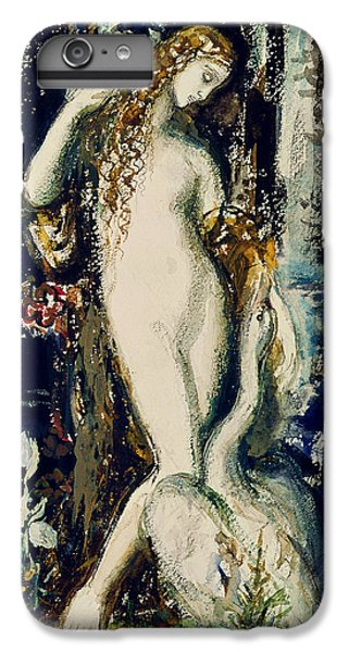 Leda  IPhone 6 Plus Case by Gustave Moreau