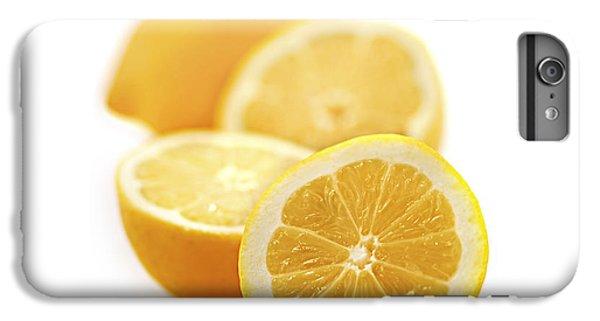 Lemons IPhone 6 Plus Case by Elena Elisseeva