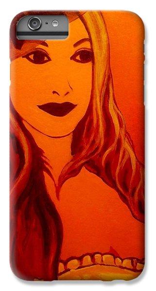 Lisa Darling II - The Irish Burlesque School IPhone 6 Plus Case by John  Nolan