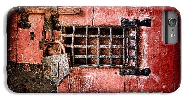Locked Up IPhone 6 Plus Case by Olivier Le Queinec