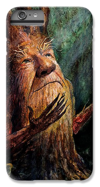 Looking To The Light IPhone 6 Plus Case by Frank Robert Dixon