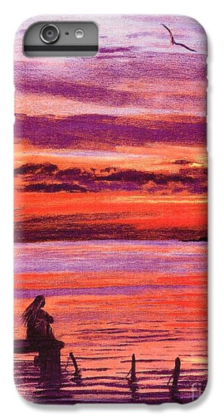 Lost In Wonder IPhone 6 Plus Case by Jane Small