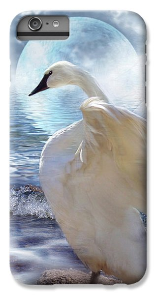 Love Swept IPhone 6 Plus Case by Carol Cavalaris