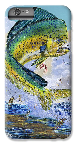 Mahi Hookup Off0020 IPhone 6 Plus Case by Carey Chen