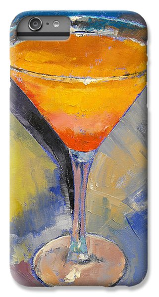 Mango Martini IPhone 6 Plus Case by Michael Creese