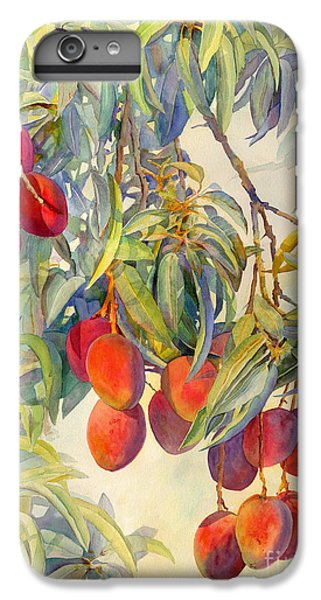 Mangoes In The Evening Light IPhone 6 Plus Case by Dorothy Boyer