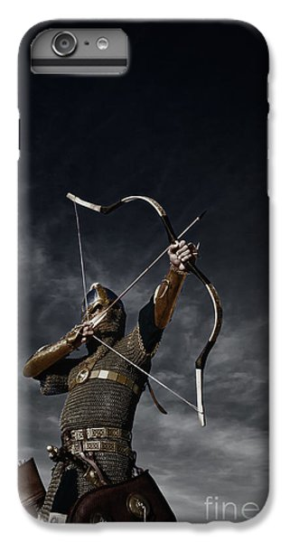 Medieval Archer II IPhone 6 Plus Case by Holly Martin