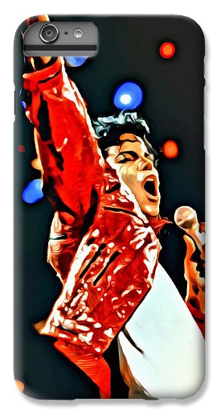 Michael IPhone 6 Plus Case by Florian Rodarte