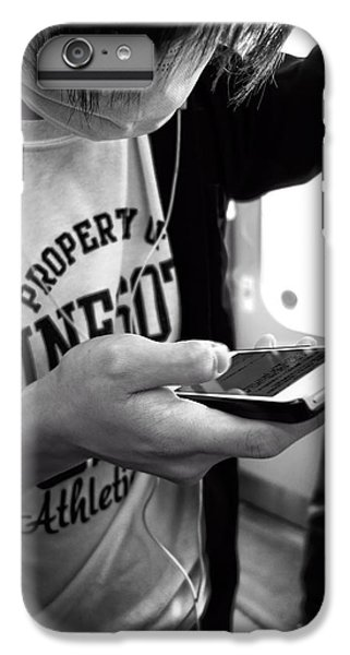 Minesota Kyoto IPhone 6 Plus Case by Daniel Hagerman