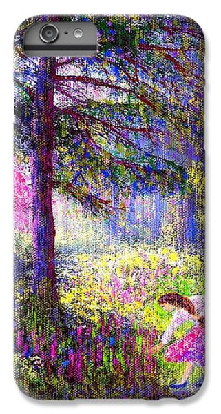 Morning Dew IPhone 6 Plus Case by Jane Small