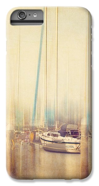 Morning Sail IPhone 6 Plus Case by Amy Weiss