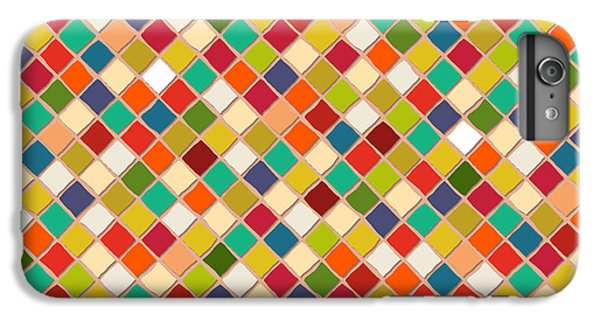 Mosaico IPhone 6 Plus Case by Sharon Turner