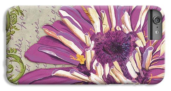 Moulin Floral 2 IPhone 6 Plus Case by Debbie DeWitt