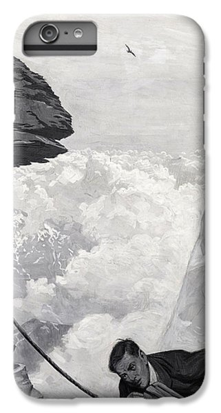 Nearly There IPhone 6 Plus Case by Arthur Herbert Buckland