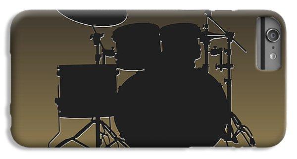 New Orleans Saints Drum Set IPhone 6 Plus Case by Joe Hamilton