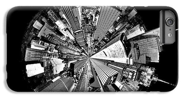 New York 2 Circagraph IPhone 6 Plus Case by Az Jackson
