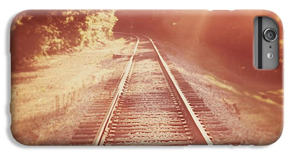 Next Stop Home IPhone 6 Plus Case by Amy Tyler