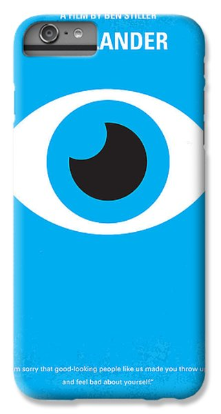 No362 My Zoolander Minimal Movie Poster IPhone 6 Plus Case by Chungkong Art