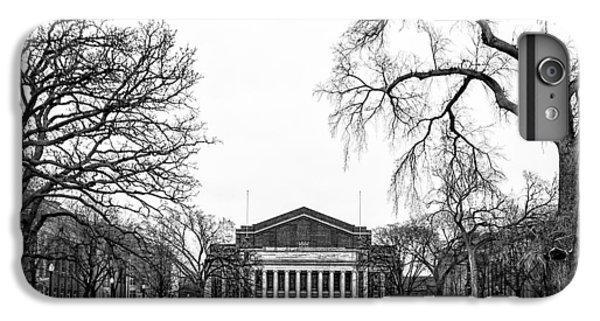 Northrop Auditorium At The University Of Minnesota IPhone 6 Plus Case by Tom Gort