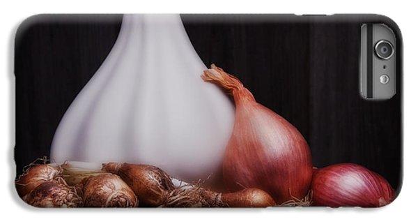 Onions IPhone 6 Plus Case by Tom Mc Nemar
