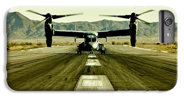 Osprey Takeoff IPhone 6 Plus Case by Benjamin Yeager