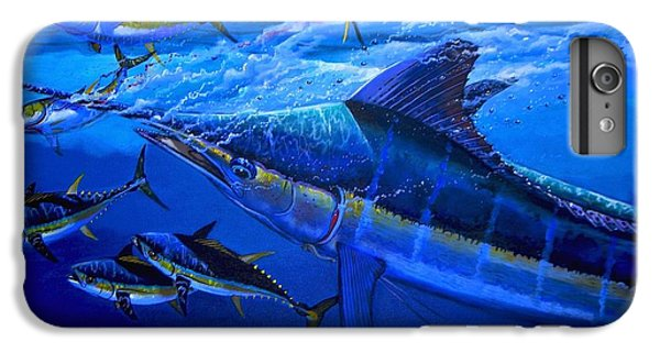 Out Of The Blue IPhone 6 Plus Case by Carey Chen