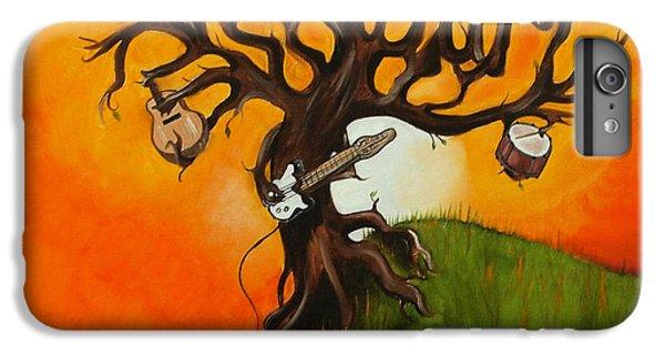 Pearl Jam Tree IPhone 6 Plus Case by Tarah Davis
