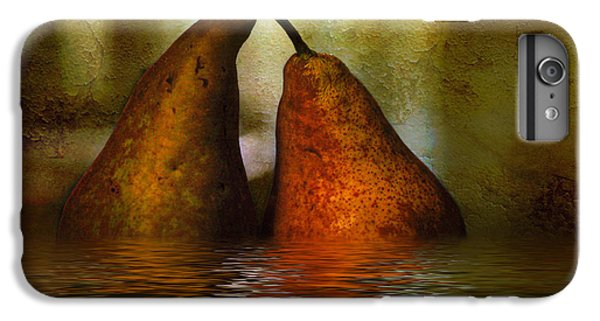 Pears In Water IPhone 6 Plus Case by Kaye Menner