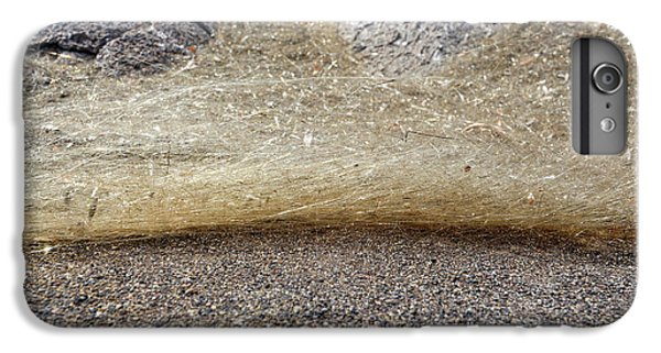 Pele's Hair IPhone 6 Plus Case by Michael Szoenyi