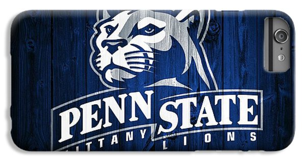 Penn State Barn Door IPhone 6 Plus Case by Dan Sproul