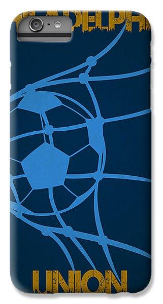 Philadelphia Union Goal IPhone 6 Plus Case by Joe Hamilton