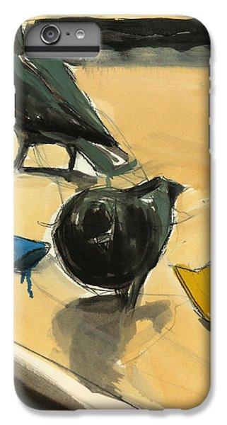 Pigeons IPhone 6 Plus Case by Daniel Clarke