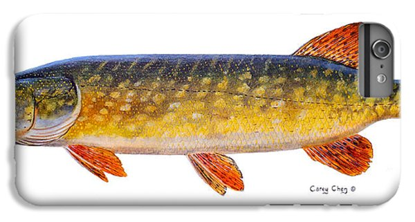 Pike IPhone 6 Plus Case by Carey Chen