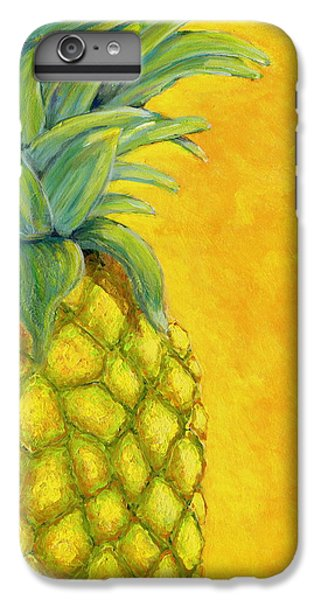 Pineapple IPhone 6 Plus Case by Karyn Robinson