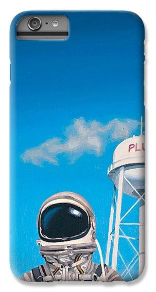 Pluto IPhone 6 Plus Case by Scott Listfield