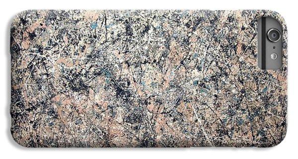 Pollock's Number 1 -- 1950 -- Lavender Mist IPhone 6 Plus Case by Cora Wandel