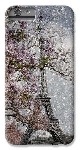 Printemps Parisienne IPhone 6 Plus Case by Joachim G Pinkawa