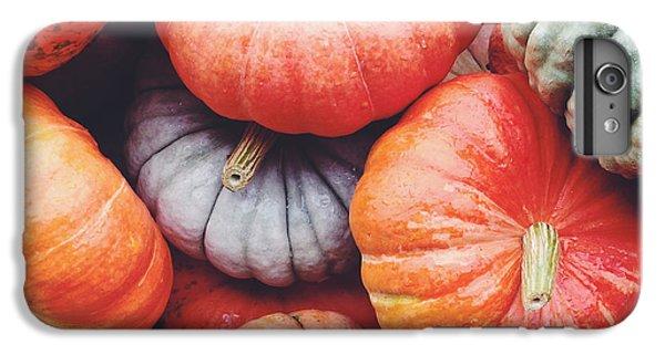 Pumpkins Galore IPhone 6 Plus Case by Kim Fearheiley
