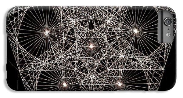 Quantum Star II IPhone 6 Plus Case by Jason Padgett